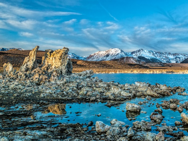 4. Mono Lake, California