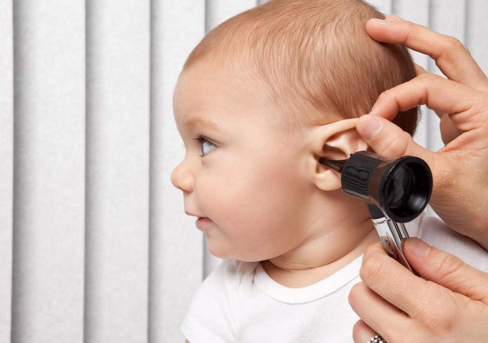 Kết quả hình ảnh cho Autism could be diagnosed with a hearing test at birth, study says
