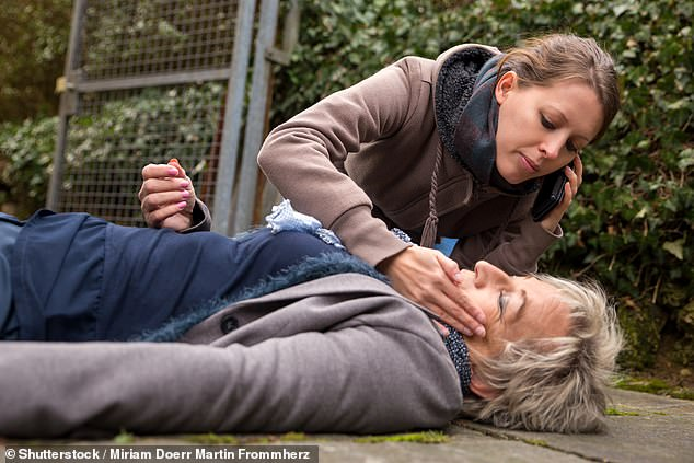 Dutch researchers warned bystanders simply do not expect women to suffer heart problems and that early signs are easier to spot in men