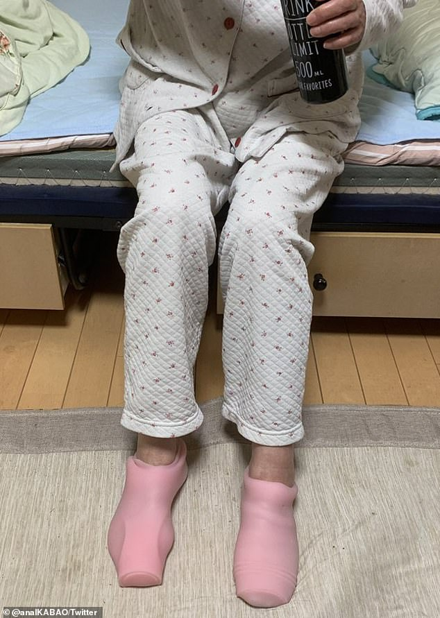 Bizarre! The 21-year-old man revealed that his innocent grandmother told him she had borrowed a pair of socks from his room, however, he soon realized this was not the case